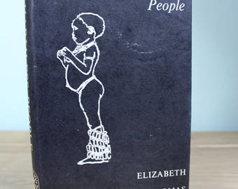 The Harmless People 1960 edition written by Elizabeth Marshall Thomas - vintage anthropology book - vintage tribe book