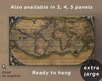 Old world map etsy publicscrutiny Gallery