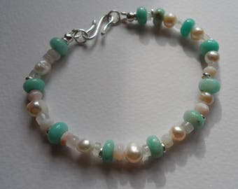 Colours of the sea Bracelet