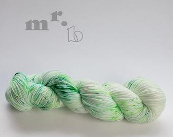 Mojito mojito; hand-dyed sock yarn