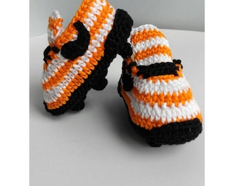 Soccer cleats for infant (from 0 to 9 months)