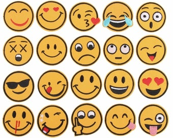 Emoticon Patches