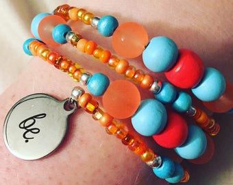 Be. Just Be. Bracelet