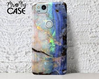 Pixel 2 Xl case-Blue Opal pixel 2 case for Google Pixel 2 XL-Pixel 2 case-case for Pixel 2-Google Pixel 2 Xl-Pixel XL 2 cases-OnePlus 5 case