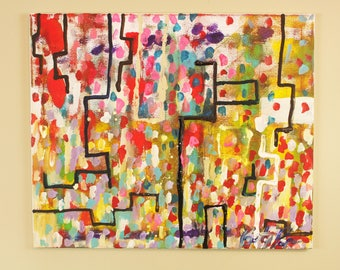 Foundation Abstract Art