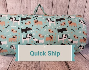 Pet Puppy/Personalized/Kinder Nap Mat/Preschool Nap Mat/ With Name/Quick Ship/Personalized
