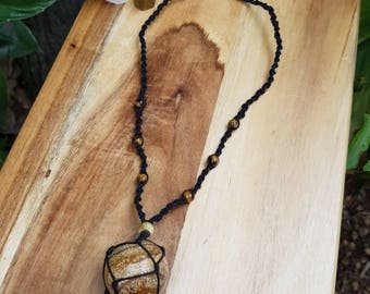 Grounded Goddess necklace