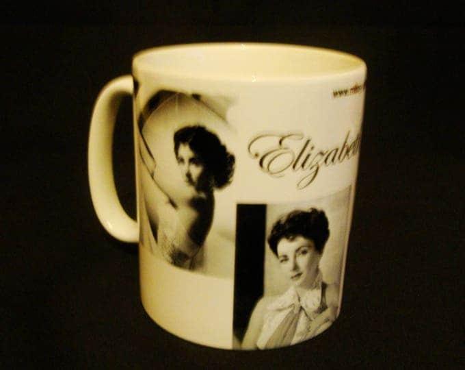 Elizabeth Taylor Mug