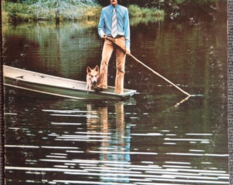 One Man Dog by James Taylor LP