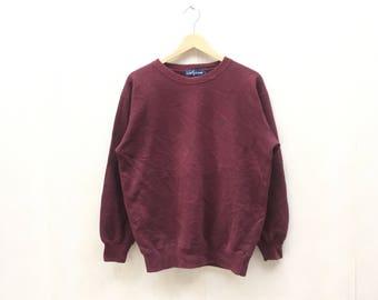 Vintage Polo Ralph Lauren Sweater M Size / Polo Crest / Polo Uni / Vintage Polo Jacket / Polo Stadium Jacket / Polo Pwing Hoodie / Lo Life