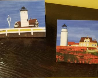 Cape Cod Lighthouses Multipack