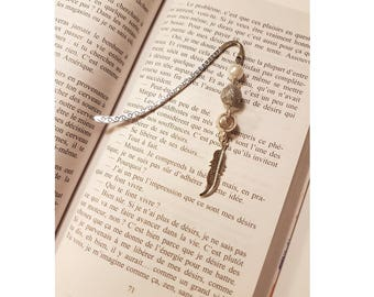 Bookmarks handmade beads