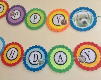 Puppies birthday banner | Puppies party banner, Dogs party decorations, Puppies birthday party, Dogs birthday theme, Dogs lovers banner