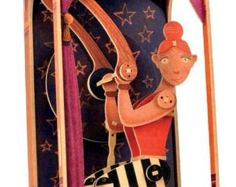 Circus Automata Kit - The Acrobat