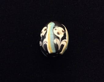 Ghost Venetian Trade Bead Antique
