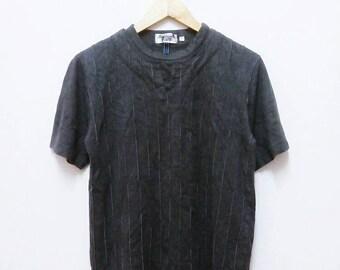 Hot Sale!!! Rare Vintage 90s KANSAI YAMAMOTO HOMME by Kansai Yamamoto Japan Designer T-Shirt Hip Hop Skate Swag Medium Size