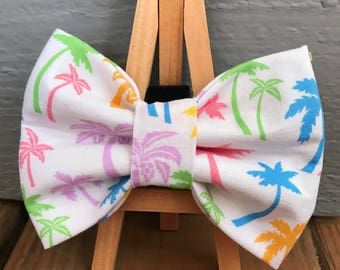 NEW! Pawradise Dog Bow Tie