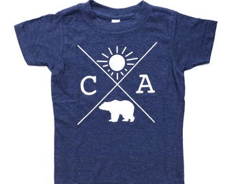 CA Infant & Toddler Tee