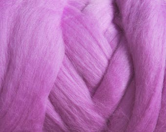 4 oz Merino Wool Roving Extra Fine 19 micron