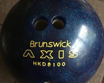 Brunswick Axis Bowling Ball