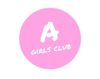 Girls Club Subscription