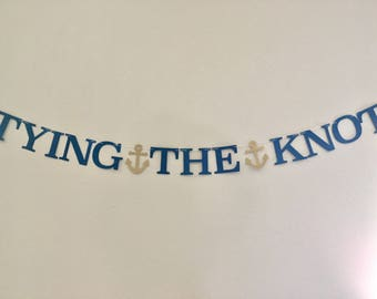 Tying The Knot Banner