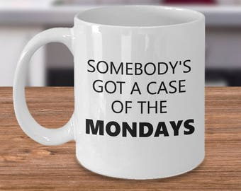 office space coffee mug. the mondays office space gifts funny gift coffee mug