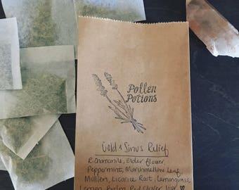 Cold & Sinus Relief Tea Blend