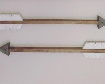 Wooden Arrows | Floating Arrows