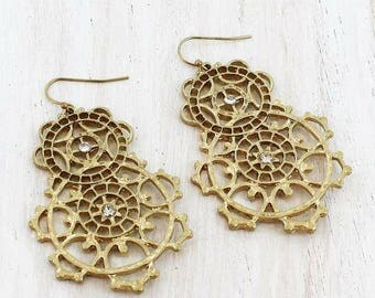New boutique earring
