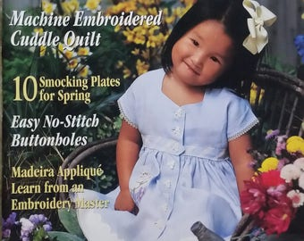 Sew Beautiful Magazine Issue No. 88 2003 With Martha Pullen