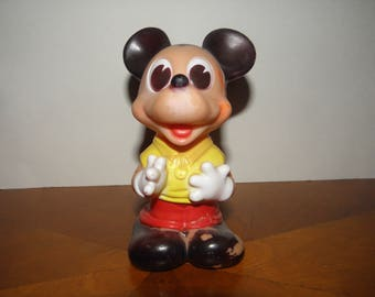 Mickey Mouse 5.5inch Squeak Toy