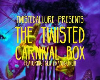 Twisted Carnival  Box