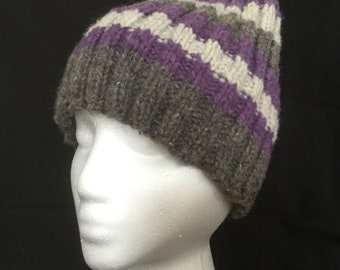 Upcycled Wool Toque