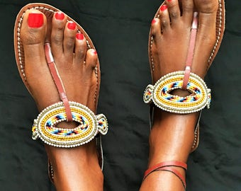 Cool Waters Sandals