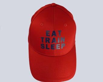 Hat, EAT, TRAIN, SLEEP