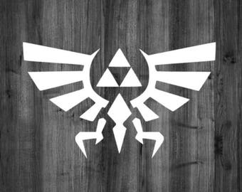 Legend of Zelda Triforce