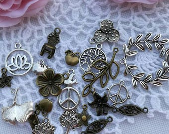 Mix charms (20psc)