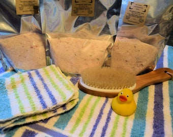 Therapeutic Bath Salts - Lavender