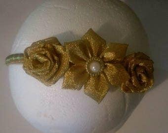 Gold Goddess Headband
