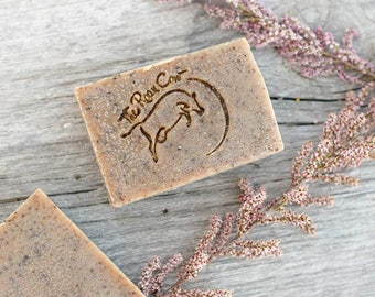 Wire Cut Soap ~ Hot Coffee