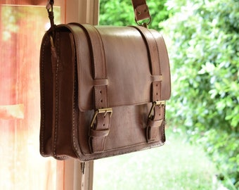 Shoulder satchel Messenger bag