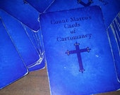 The ORIGINAL PSYCHIC DECK! The Blue Cross Edition - The Deck that started the Collection! Simple but Powerful!