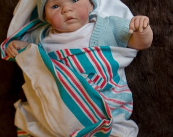 Reborn baby girl or boy. | Awake| MADE TO ORDER (Gabriel)