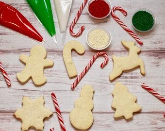 Sugar Cookie Decorating Kit