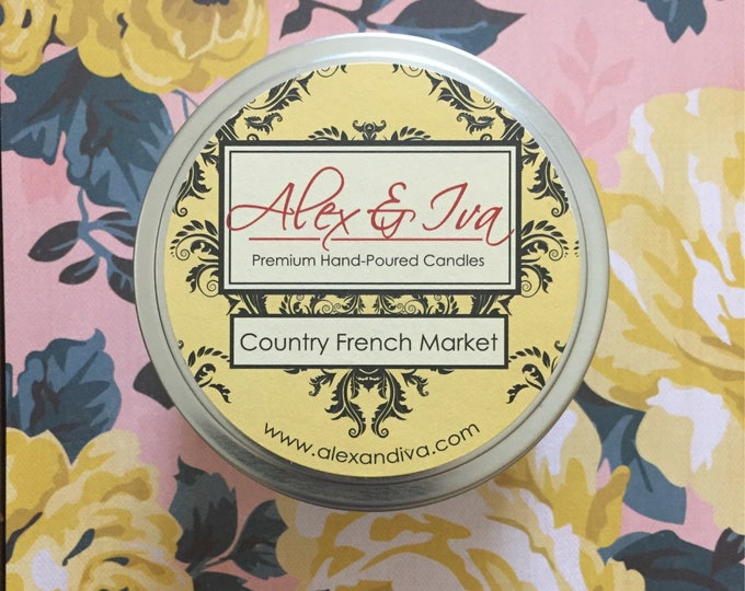 Country French Market - 8 oz. tin