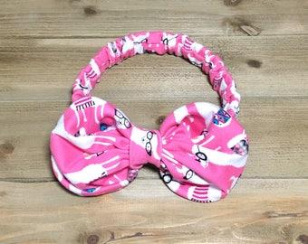 Big Llama Bow Headband- Llama Bow Headband; Llama Bow; Baby Headbands; Baby Girl Bow Headband; Baby Headband; Baby Girl Headband; Baby Bows