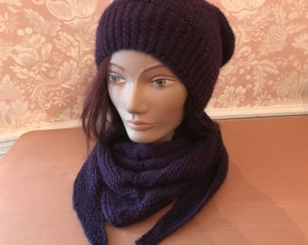 scarf / Hat set