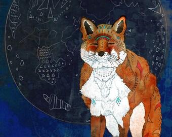 Fox Spirit Wednesdays