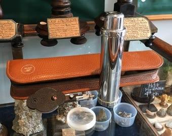 Vintage medical device for eye exam